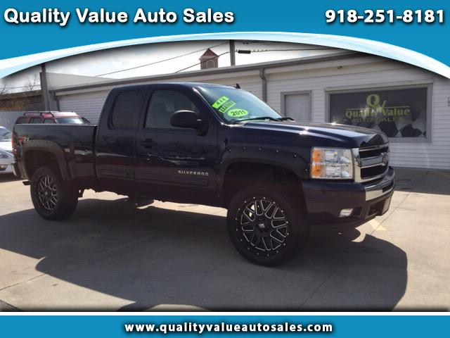 2011 Chevrolet Silverado 1500 LT Ext. Cab Short Bed 4WD