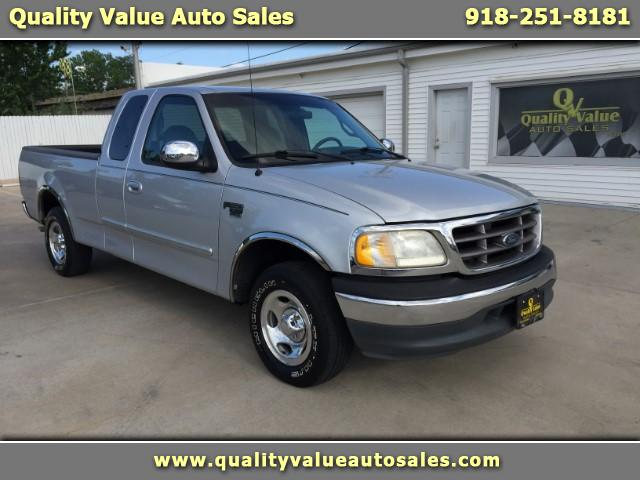 2001 Ford F-150 XLT SuperCab 2WD