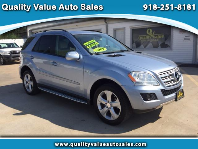 2009 Mercedes-Benz M-Class ML320 BlueTec Diesel