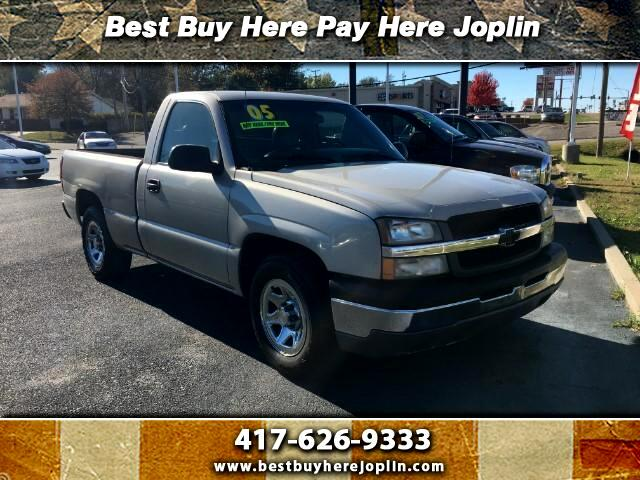 2005 Chevrolet Silverado 1500 Short Bed 2WD