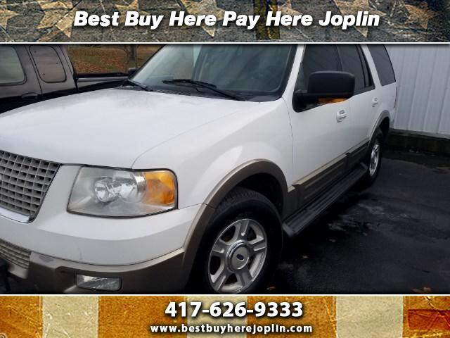 2003 Ford Expedition Eddie Bauer 5.4L 4WD