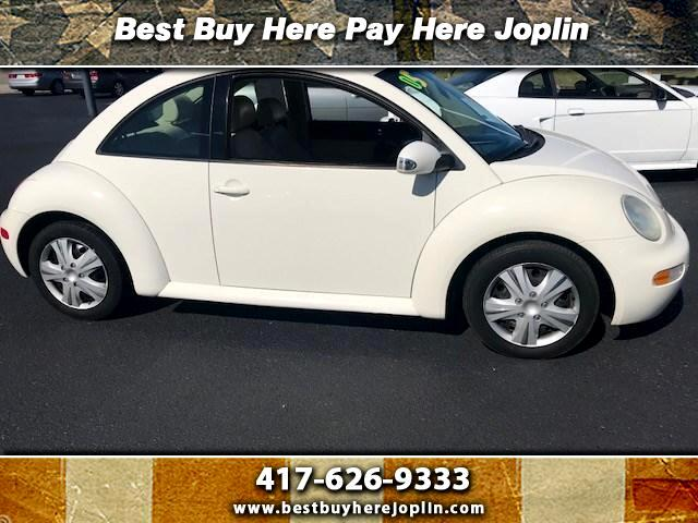 2005 Volkswagen Beetle Base