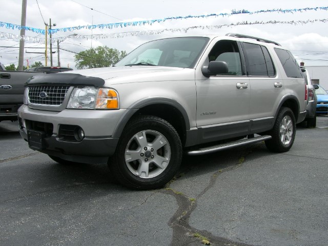 2004 Ford Explorer NBX 4.0L 4WD