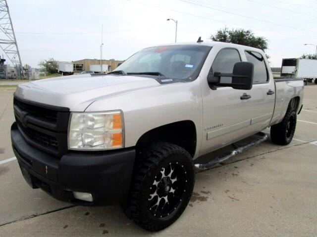 2008 Chevrolet Silverado 2500HD LT1 Crew Cab Long Box 2WD