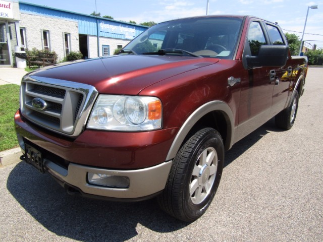 2005 Ford F-150 King Ranch 4dr SuperCrew 4WD