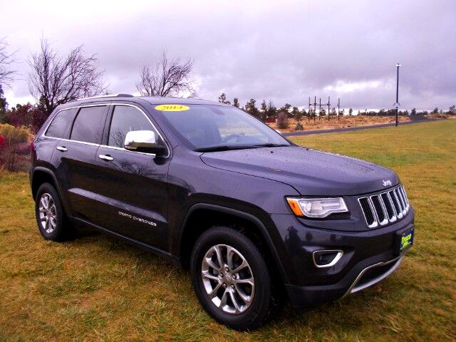 2014 Jeep Grand Cherokee Limited 4WD ONE OWNER LOW MILES
