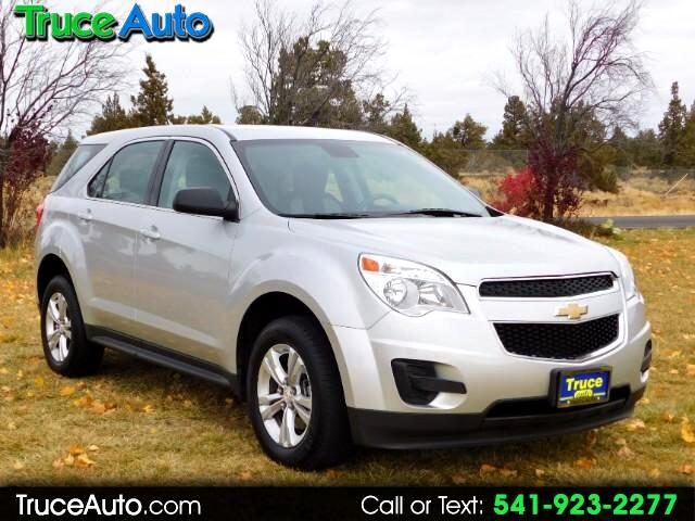 2014 Chevrolet Equinox LS AWD LOW MILE ONE OWNER