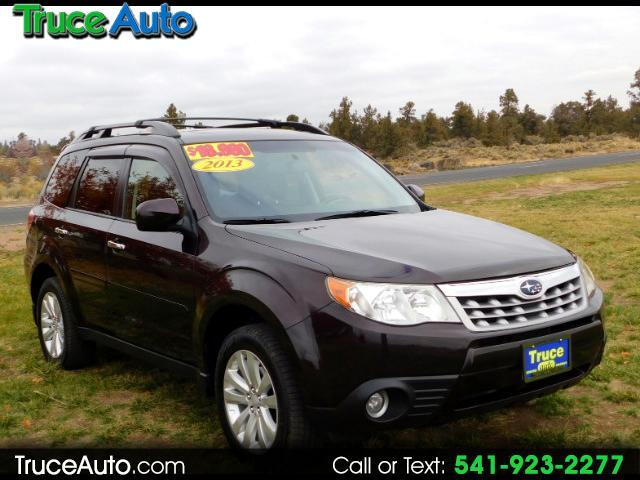 2013 Subaru Forester 2.5X Limited ONE OWNER