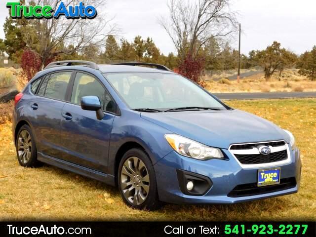 2012 Subaru Impreza 2.0i Sport Limited ONE OWNER