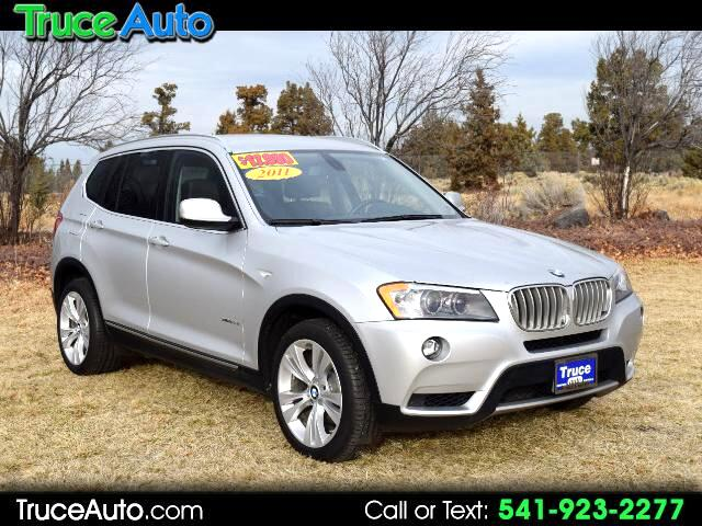 2011 BMW X3 xDrive35i LOW MILES