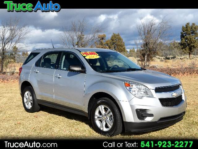 2012 Chevrolet Equinox LS AWD ONE OWNER