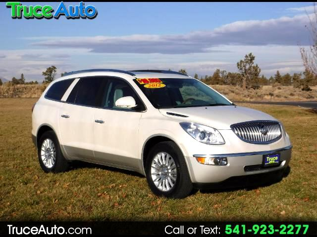 2012 Buick Enclave Leather AWD THIRD ROW LOADED
