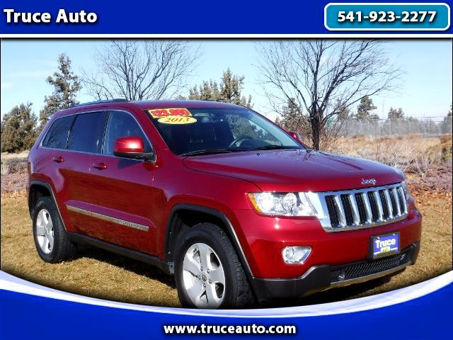 2013 Jeep Grand Cherokee Laredo 4WD LOW MILE ONE OWNER