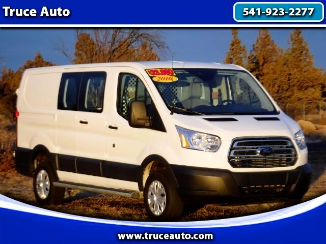 2016 Ford Transit 250 Cargo Van Low Roof 130in WB ONE OWNER LOW MILE