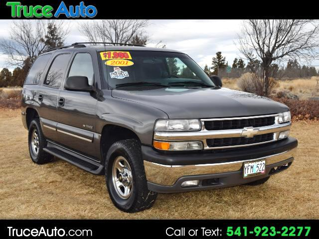 2001 Chevrolet Tahoe LS 4WD ONE OWNER
