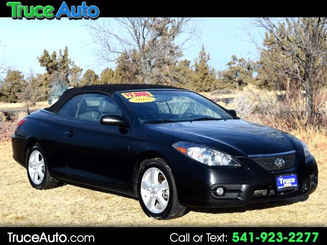 2008 Toyota Camry Solara Sport Convertible WELL MAINTAINED ONE OWNER