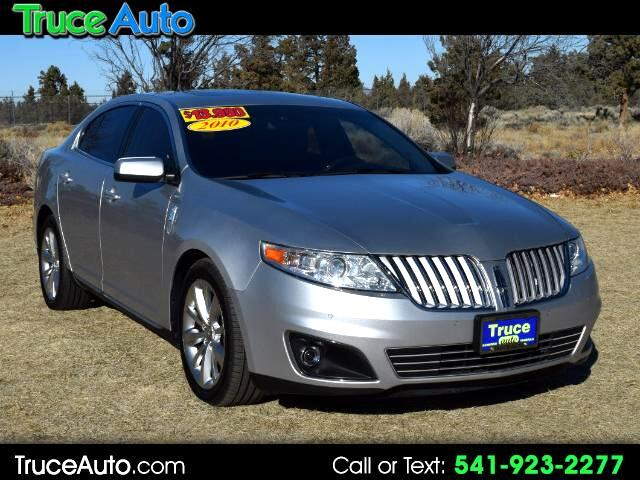 2010 Lincoln MKS 3.5L with EcoBoost AWD LOW MILE