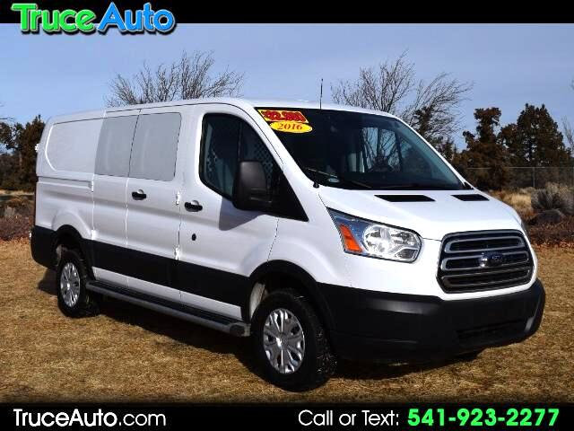 "2016 Ford Transit T-250 Low Roof 130"" WB CARGO ONE OWNER LOW MILES"
