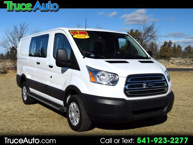 2016 Ford Transit T-250 Low Roof 130