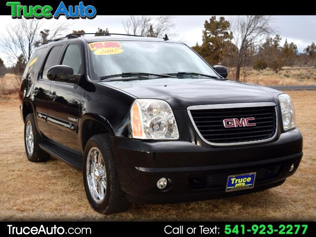 2007 GMC Yukon SLE 4-Door 4WD THIRD ROW SEATING
