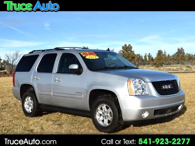 2012 GMC Yukon SLT 4WD THIRD ROW SEATING