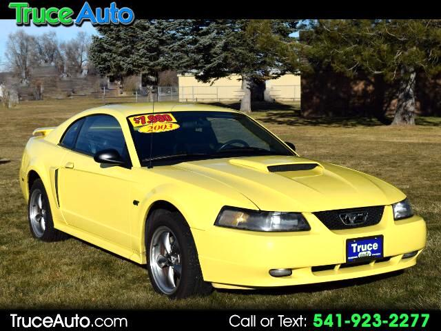 2003 Ford Mustang GT Deluxe Coupe LOW MILE