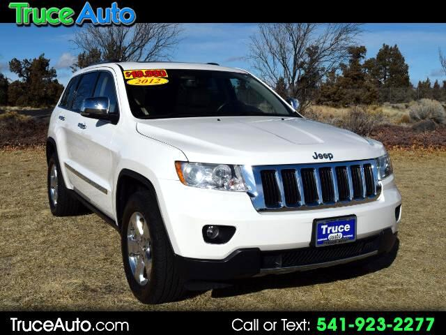 2012 Jeep Grand Cherokee Limited 4WD ONE OWNER