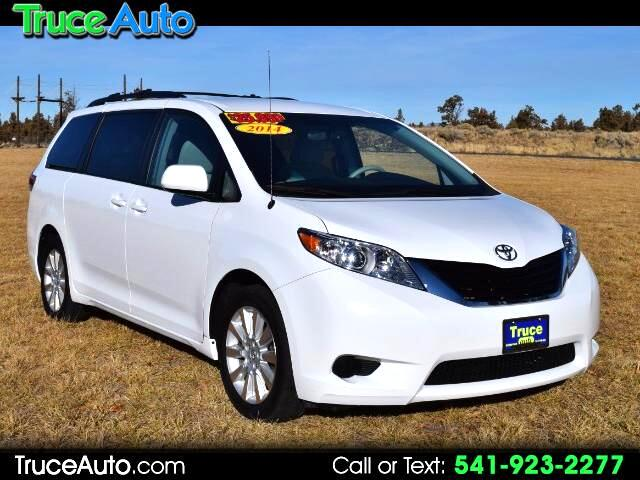 2014 Toyota Sienna LE AWD ONE OWNER WELL MAINTAINED