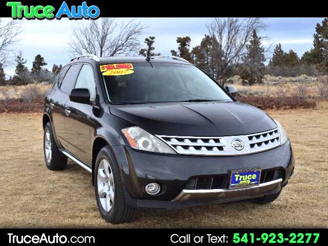 2007 Nissan Murano SE AWD LOW MILE