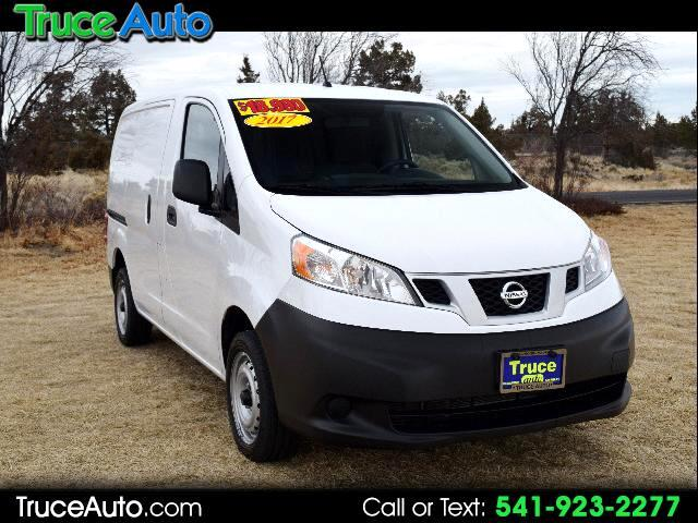 2017 Nissan NV200 I4 S Compact Cargo ONE OWNER LOW MILES