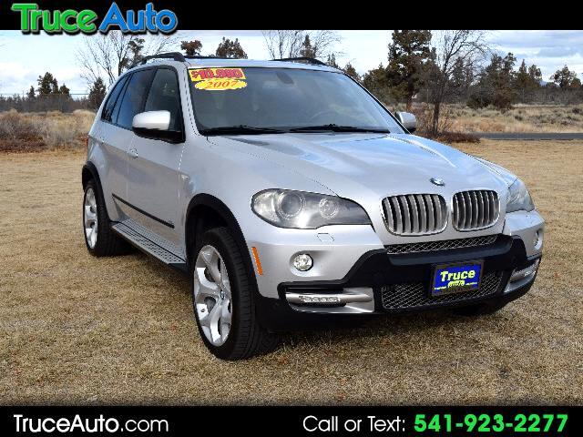 2007 BMW X5 4.8i LOW MILE THIRD ROW SEATING