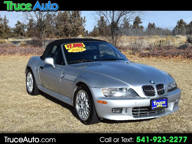 2001 BMW Z3 3.0i Roadster Convertible