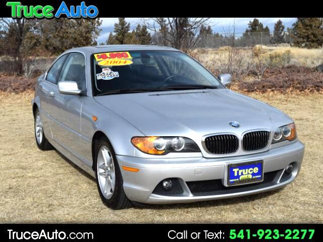 2004 BMW 3-Series 325Ci Coupe ONE OWNER WELL MAINTAINED
