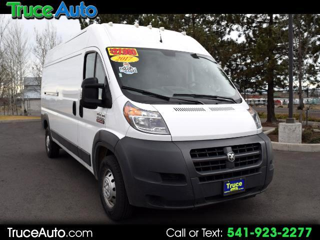 2017 RAM Promaster 2500 High Roof Tradesman 136-in. WB ONE OWNER