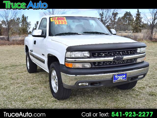 1999 Chevrolet Silverado 1500 LS Stepside Short Bed 4WD
