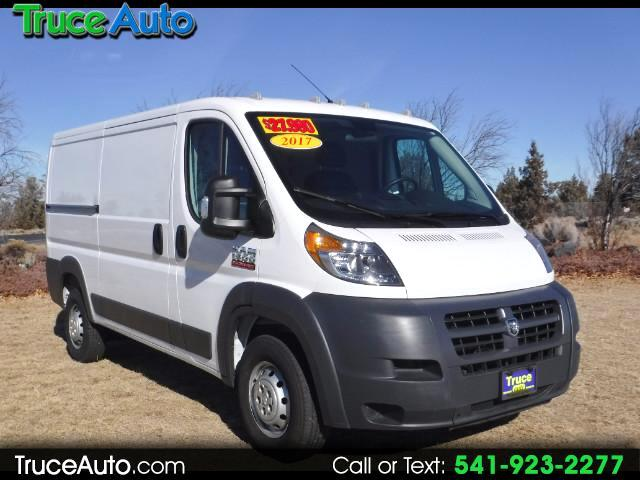 2017 RAM Promaster 1500 Low Roof Tradesman 136-in. WB ONE OWNER LOW M