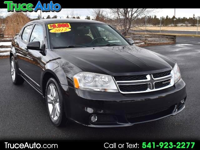 2012 Dodge Avenger SXT Plus LOW MILE