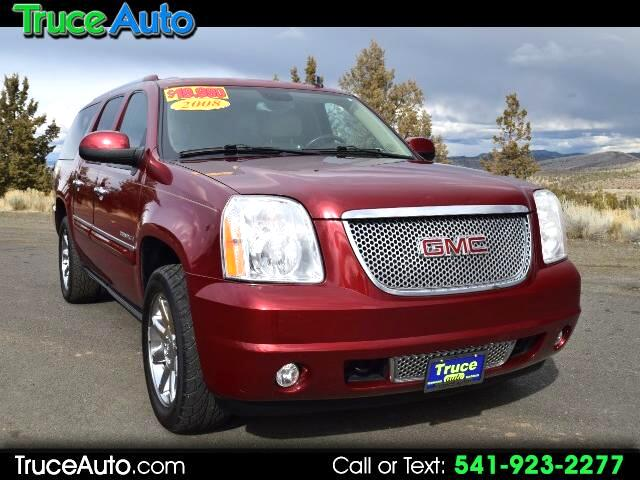 2008 GMC Yukon Denali Denali AWD THIRD ROW AND LOADED