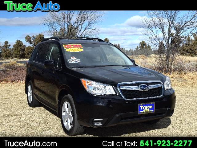 2016 Subaru Forester 2.5i Premium ONE OWNER