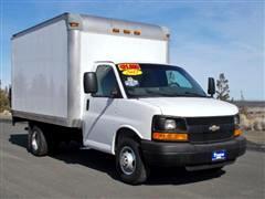 2012 Chevrolet Express