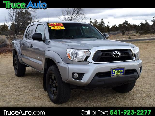 2015 Toyota Tacoma Double Cab TRD ONE OWNER