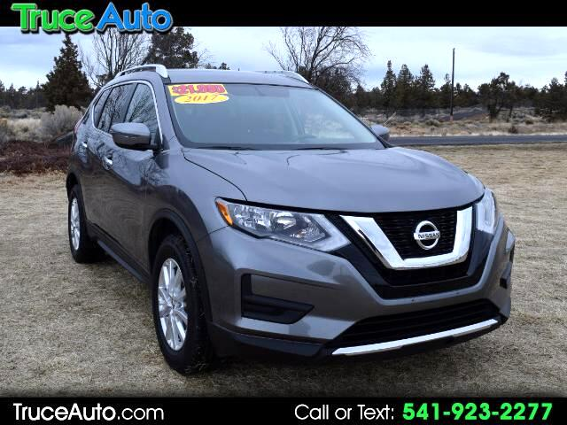 2017 Nissan Rogue S AWD ONE OWNER
