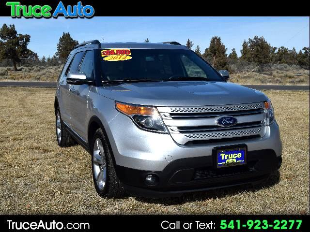 2014 Ford Explorer Limited 4WD THIRD ROW SEATING