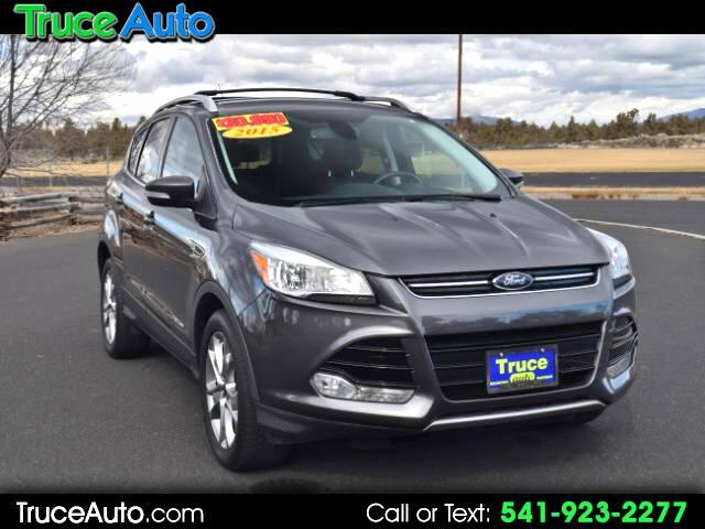 2015 Ford Escape Titanium 4WD ONE OWNER
