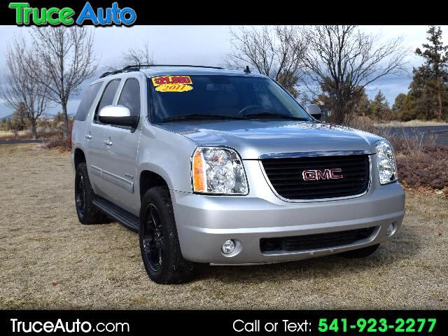 2011 GMC Yukon SLT1 4WD THIRD ROW SEATING