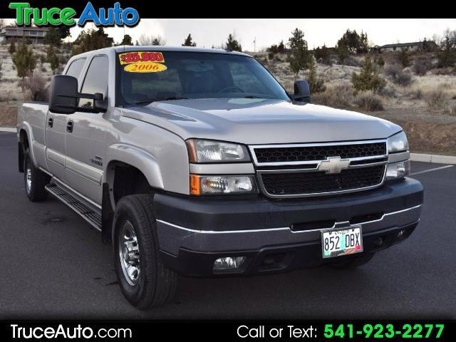 2006 Chevrolet Silverado 2500HD LT Crew Cab Long Bed WD ***DIESEL***