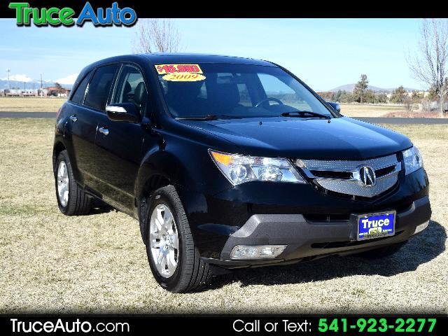 2009 Acura MDX Tech/Entertainment Package THIRD ROW LOADED