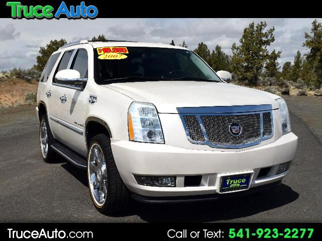 2007 Cadillac Escalade AWD Premiere LOW MILE THIRD ROW LOADED
