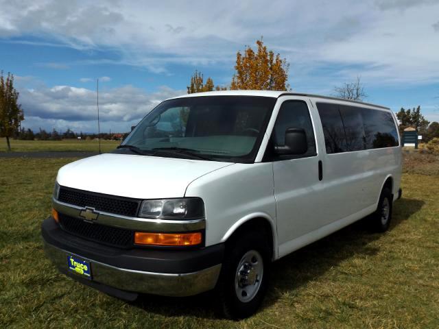 2013 Chevrolet Express LT 3500 Extended 15 Passenger LOW MILES