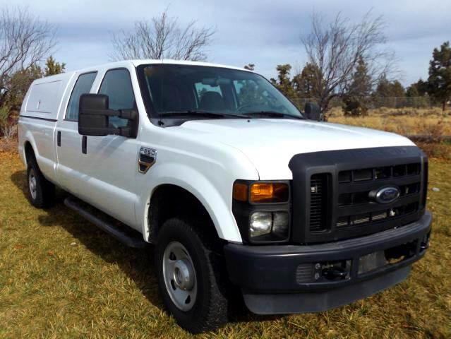 2009 Ford F-250 SD XL Crew Cab Short Bed 4WD LOW MILES